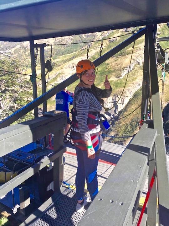adrenalina in Nuova Zelanda