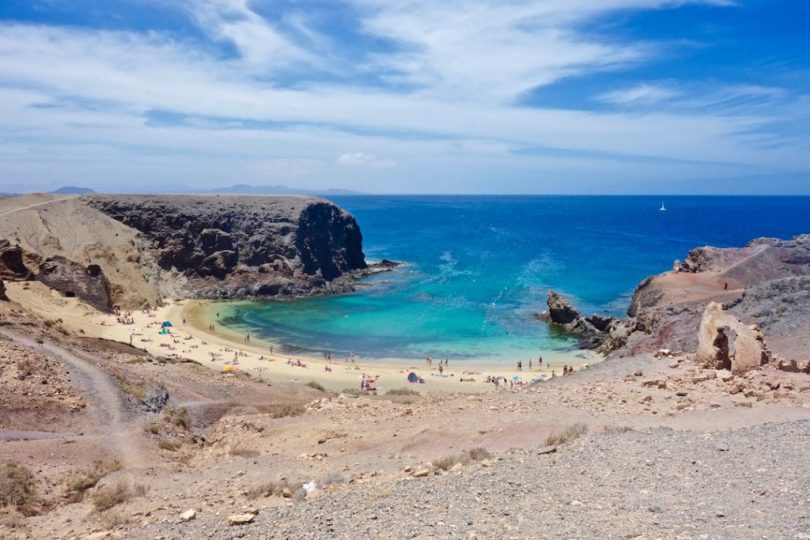visita di Lanzarote