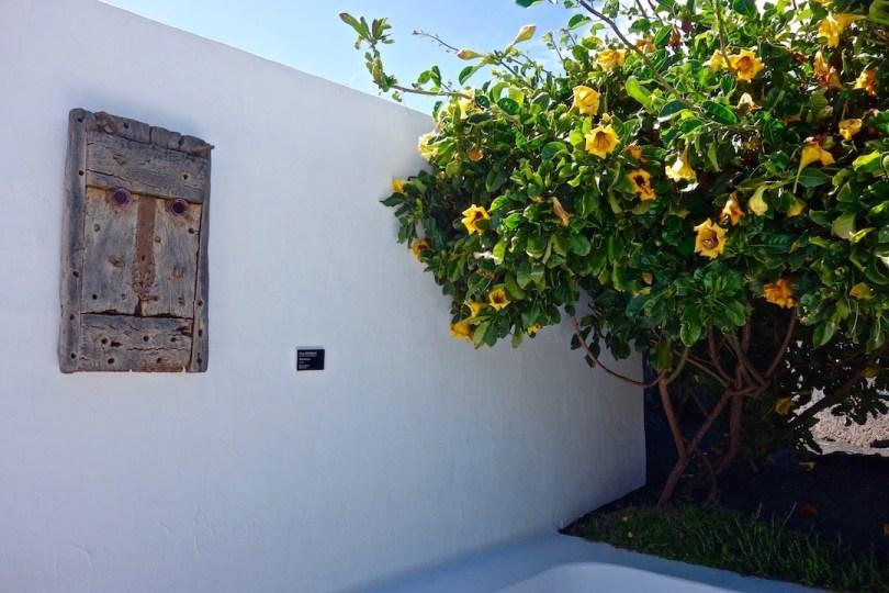 Manrique a Lanzarote
