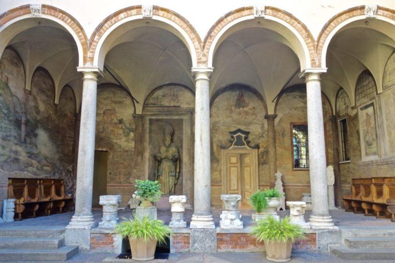 Vigna di Leonardo Milano