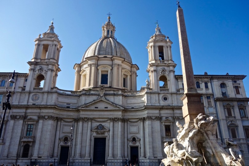 Itinerario di Roma Angeli e Demoni
