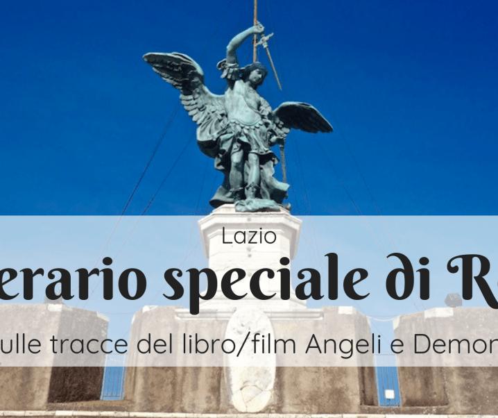 Itinerario di Roma sulle tracce di Angeli e Demoni