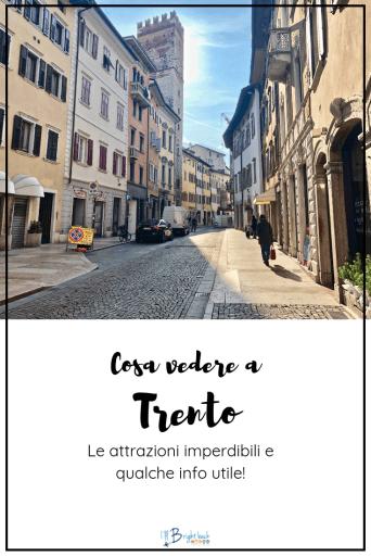 Cosa vedere a Trento - Pinterest