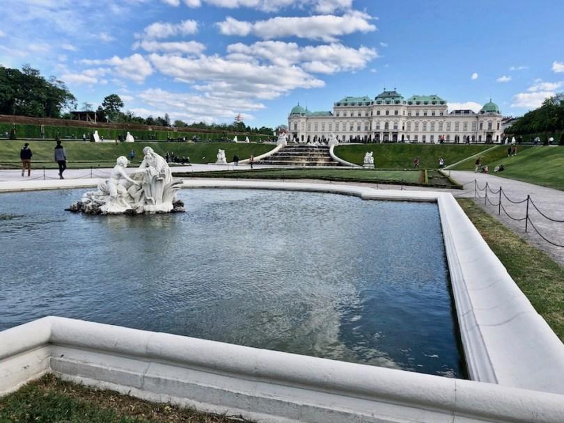 weekend a Vienna: Belvedere