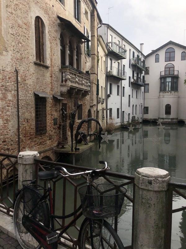 Treviso in inverno