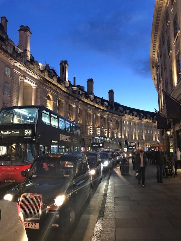 2019 in viaggio: Londra