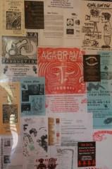 A La Brava / Cine Sin Fin flyers