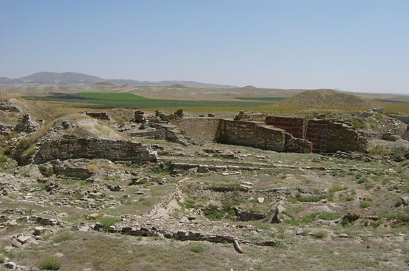 The Ruins of Gordion