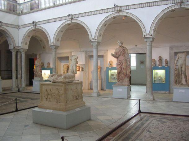 Bardo_Museum_-_Carthage_room