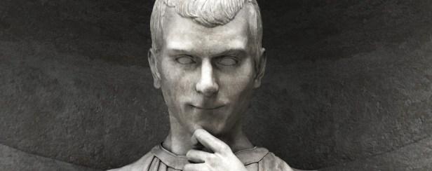 Niccolo Machiavelli Face