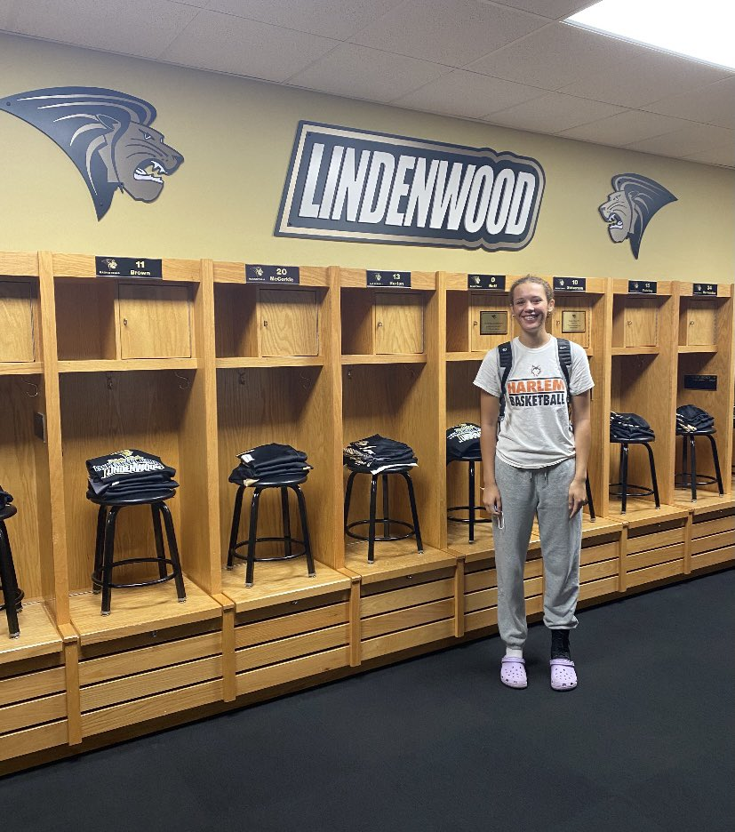 Harlem's Mya Davidson Commits to Lindenwood, Comforted By Mother's Wisdom