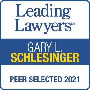 Gary Schlesinger Leanding Attorneys 2021