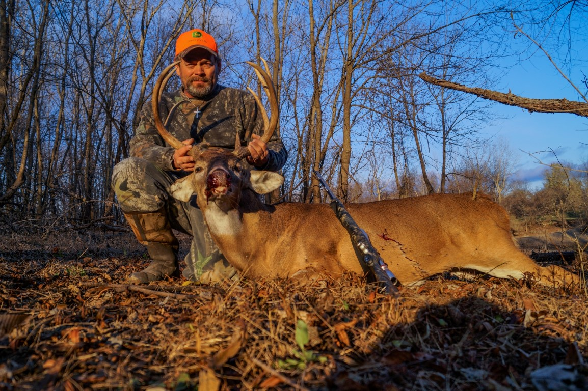 Hunting the best whitetail deer in Illinois