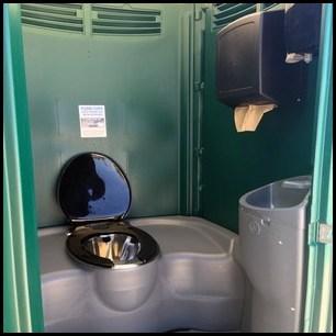 Mimics Regular Toilet!