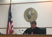 """Judge James Glenn talks to young journalists about the importance of his profession. """"It is the best job in the world,"""" Judge Glenn said. """"The choices I make directly impact the person's life."""""""