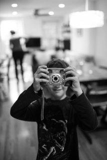 (Document everything.) Photo by Geraldine Ghelli