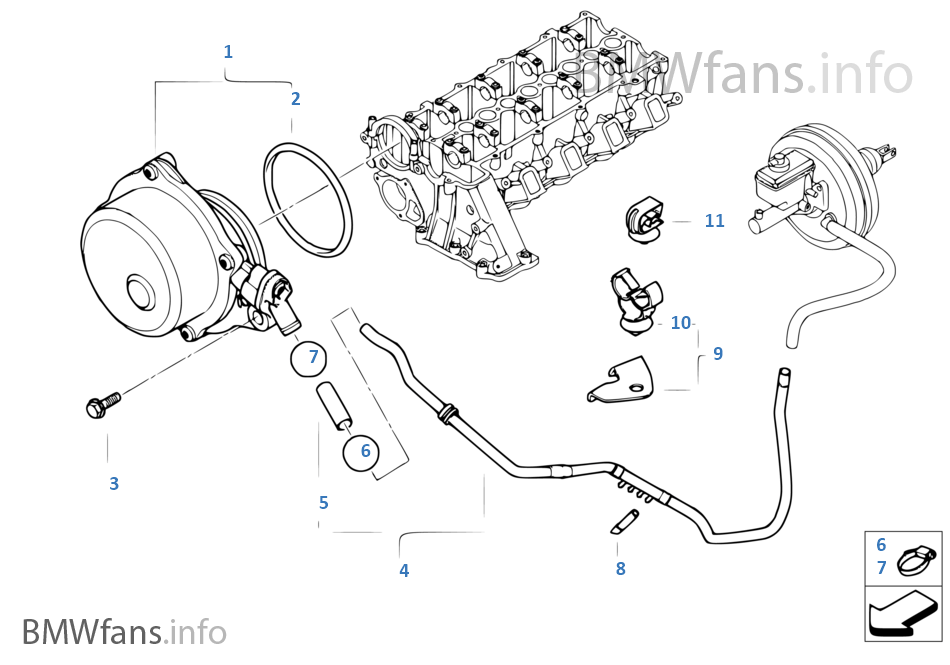 Bmw E83 Engine Diagram