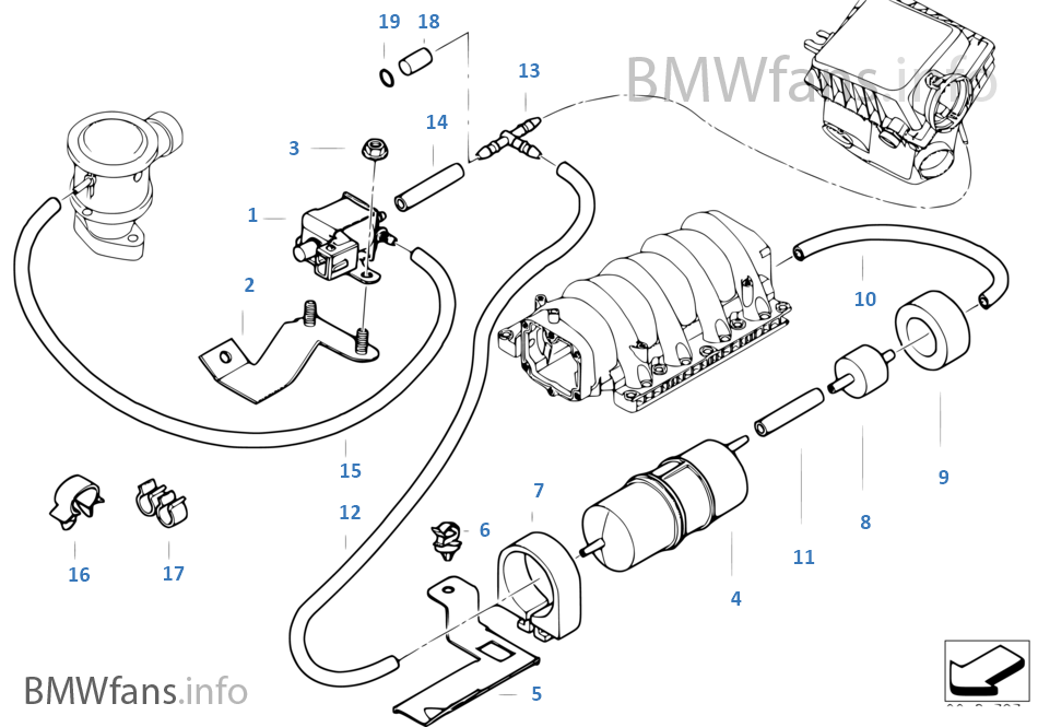 Bmw X5 N62 Belt Diagram