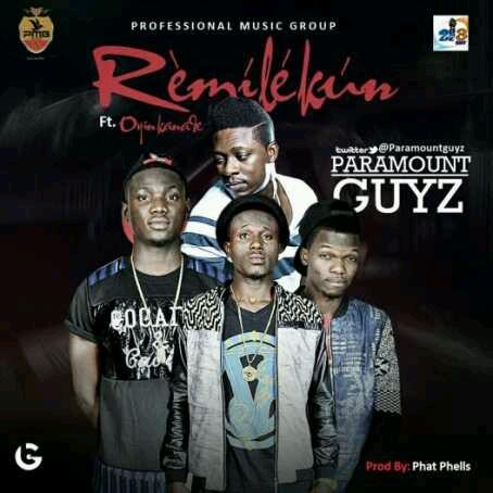 MUSIC | Paramount Guyz Ft. Oyinkanade – Remilekun (Prod. By Phat Phells)