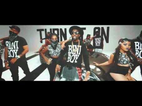 "VIDEO + AUDIO   Black IQ – ""Turn It On"" ft. Reminisce"