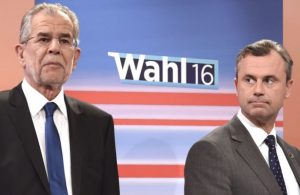 Austria Presidential Run-off Election To Be Postponed