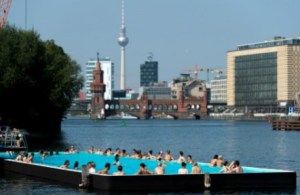 Berlin world's 2nd 'most liveable city': magazine