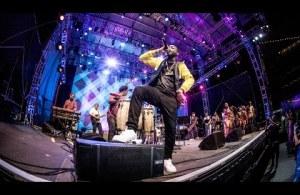VIDEO   Davido & Antibalas – Okayafrica's 'Afrobeat x Afrobeats' at Lincoln Center Out of Doors