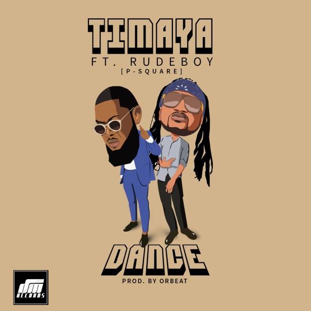VIDEO + AUDIO   Timaya ft. Rudeboy (P-Square) – Dance