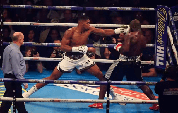DOWNLOAD VIDEO: Anthony Joshua vs Carlos Takam – Full Fight (TKO) Highlights #JoshuaTakam