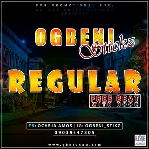 Download Freebeat With Hook: Regular (Prod By Ogbenistickz)