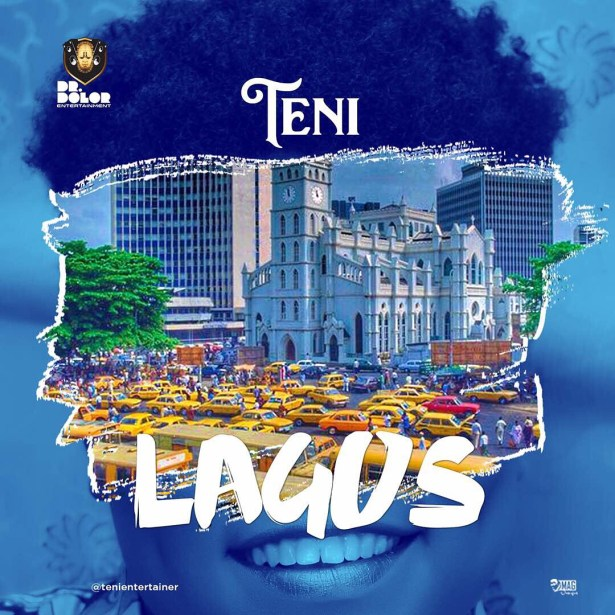 MP3: Teni – Lagos