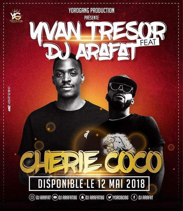 MP3: DJ Arafat X Yvan Tresor – Ma Cherie Coco