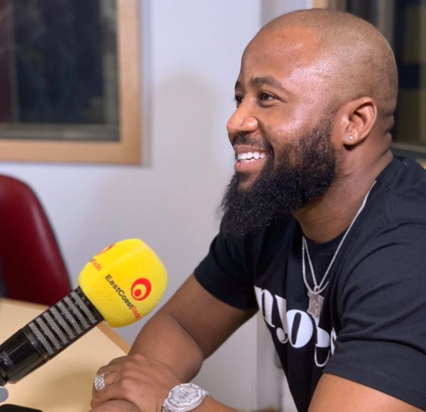 Cassper Nyovest responds to followers on dancing to AKA song