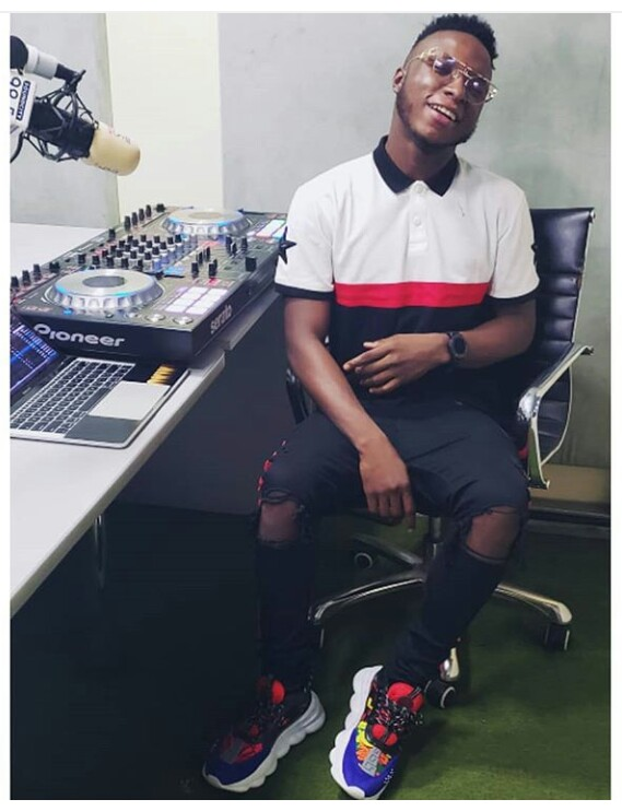 DJ Kaywise involved in near-death motor accident in Abuja
