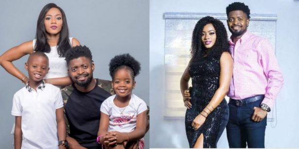 Basketmouth and wife celebrate 8 years wedding anniversary in a special way