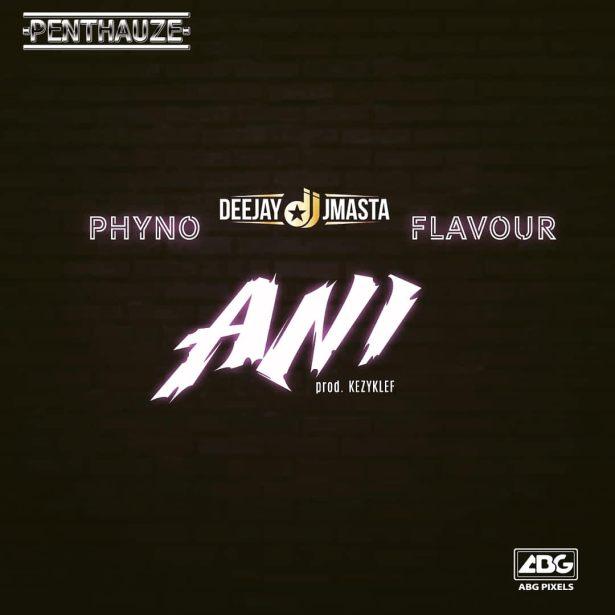 Download Instrumental: Deejay J Masta ft. Phyno x Flavour – Ani