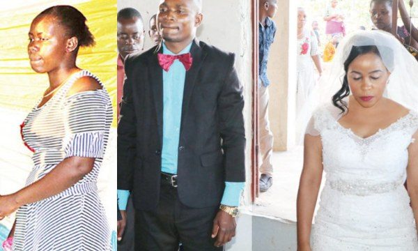 Wife stops Pastor's wedding with another woman