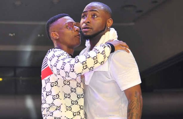 Davido And Wizkid Set To Work On A Song