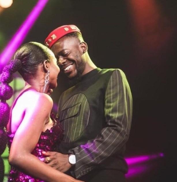 FULL VIDEO: Adekunle Gold & Simi Dancing At Their Wedding
