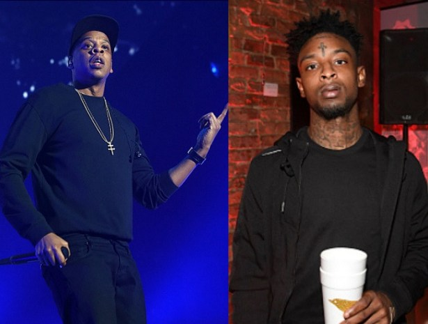 Jay-Z slams ICE for arresting 21 Savage, hires an attorney to help so he's not deported to the UK