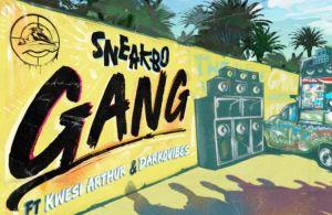 DOWNLOAD: Sneakbo – Gang ft Darkovibes x Kwesi Arthur (mp3)