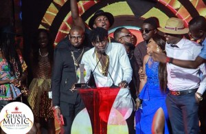Davido, Wizkid, Cassper Nyovest, Burna Boy, Mr Eazi Bag African Artiste Of The Year Nod At VGMA 2019