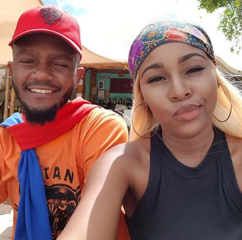 """""""What a song you are…"""" – Kwesta eulogizes wife after wedding"""