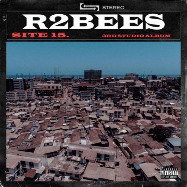 DOWNLOAD: R2Bees – Over (mp3)