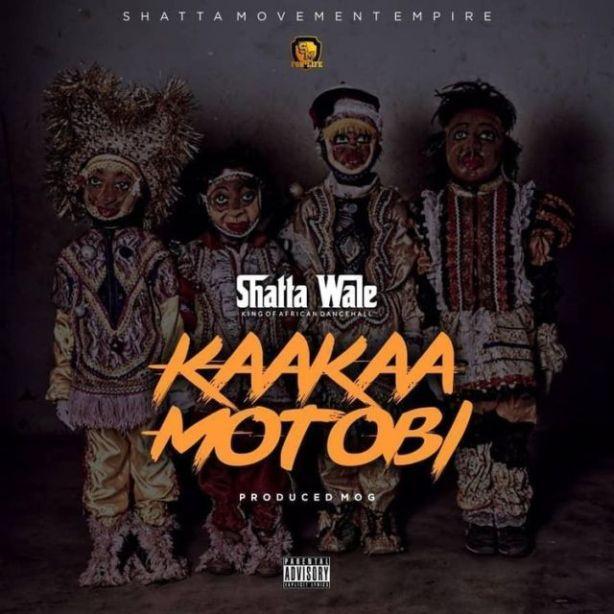 DOWNLOAD: Shatta Wale – Kaakaa Motobi (mp3)