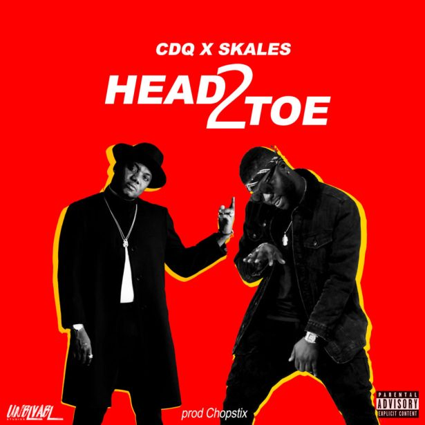 DOWNLOAD: CDQ x Skales – Head2Toe (mp3)