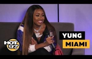 WATCH: Yung Miami Talks Rihanna, Motherhood & More With Nessa Nitty