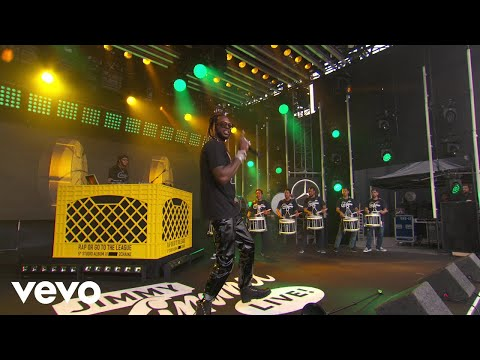 """VIDEO: 2 Chainz Performs """"Rule The World"""" & """"Ncaa"""" On Jimmy Kimmel Live!"""