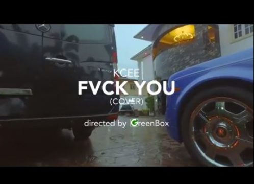 DOWNLOAD: Kcee – Fvck You (Cover) mp3