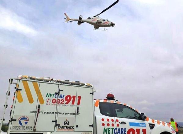Foreign tourist jumps from 2nd floor to escape Durban restaurant blaze